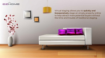 Virtual Staging — Sell Your Listings Faster