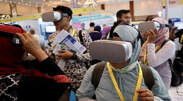 Introducing VR to Indonesia's Education Scene at GESS 2019